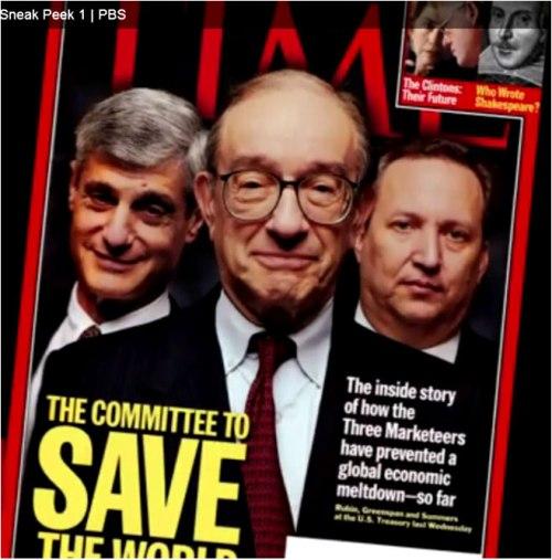 Rubin-Greenspan-Summers