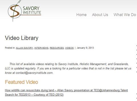 Savory-Institute-Videos