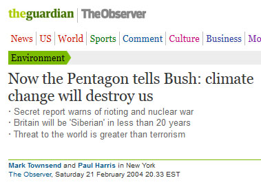 Guardian-Pentagon-Bush