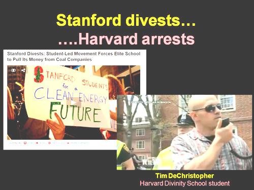 Harvard-Arrests