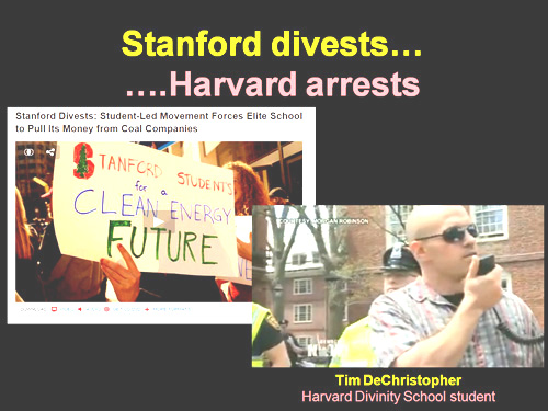 Harvard-Arrests