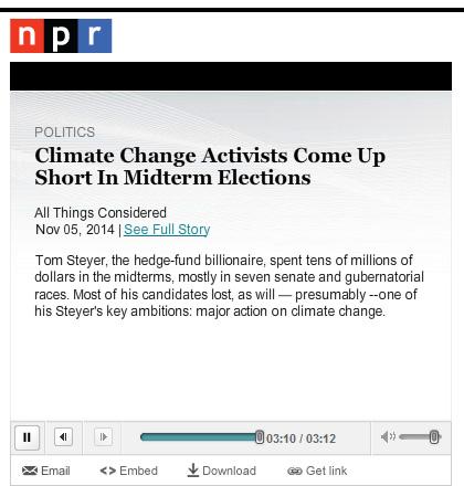 NPR-climate