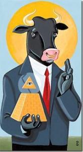 Market-as-god