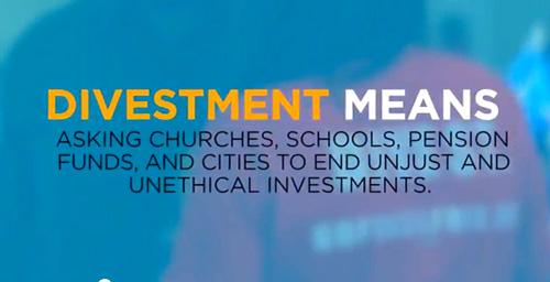 Divestment-means