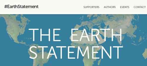 Earth-Statement