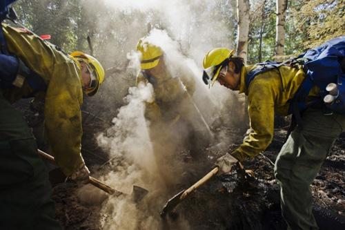 Alaska-fires