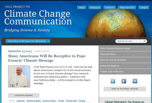 Yale-Climate-Communication