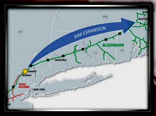 New-England-Pipeline