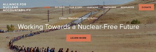 Alliance for Nuclear Accountability