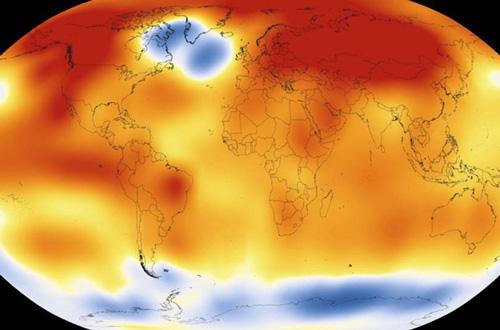 Warming-Data