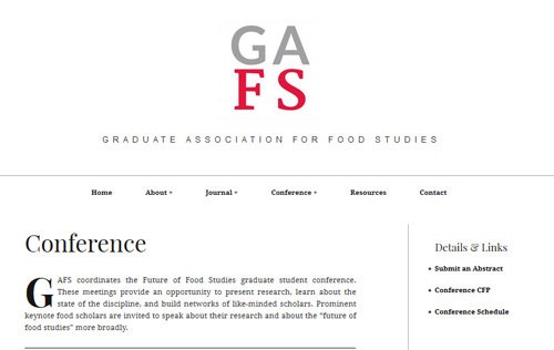 Food-Conference