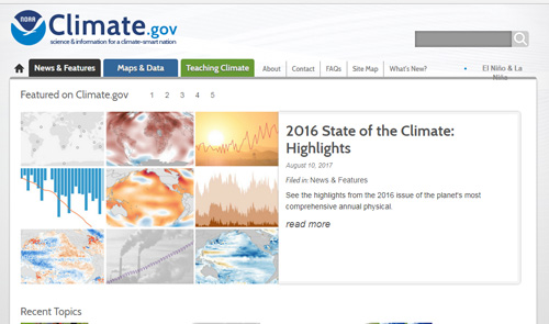 Climate-report