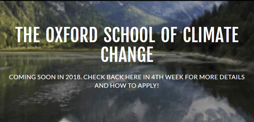 Oxford-climate