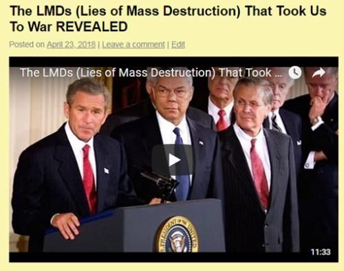 Bush-admin-lies