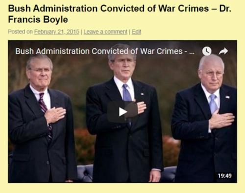 Bush-admin