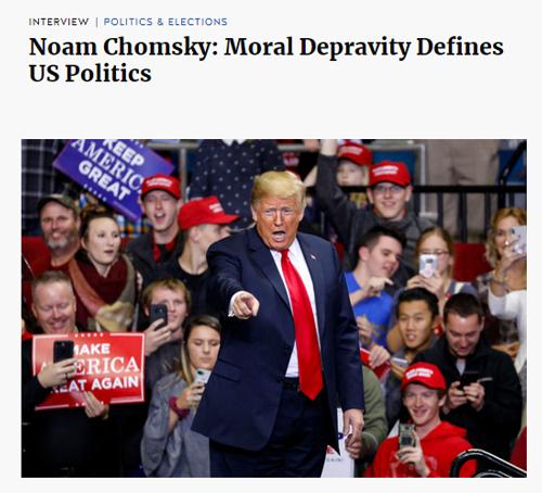 Chomsky-Politics