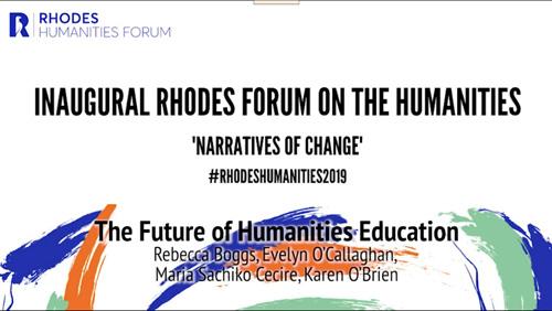 20191117-Rhodes-Humanities