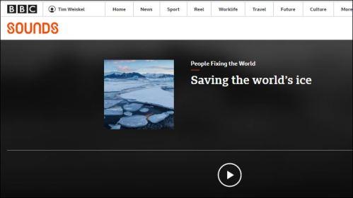 Saving-ice