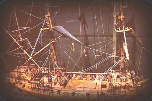 Whydah-ship