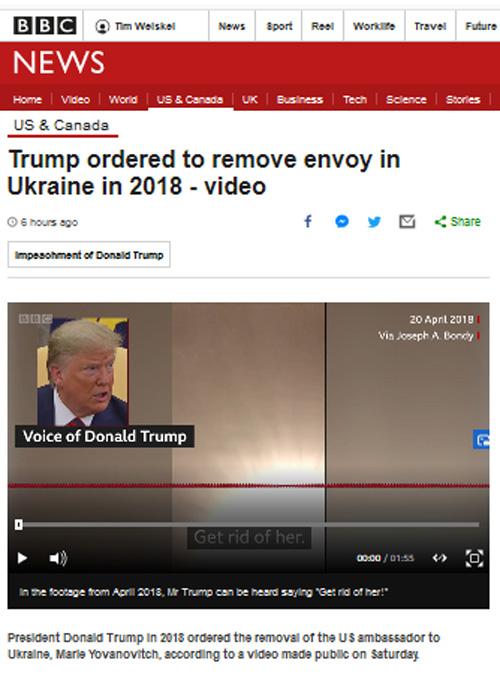Trump-ordered