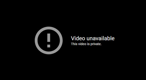 Private-YouTube