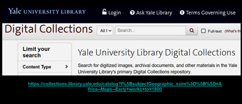 Yale-Digital-Collections
